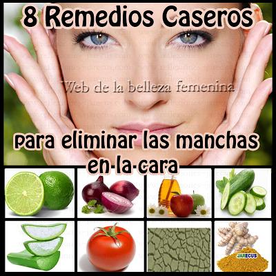 Remedios caseros para las manchas en la cara salud y belleza - Como quitar manchas de limon en el piso ...