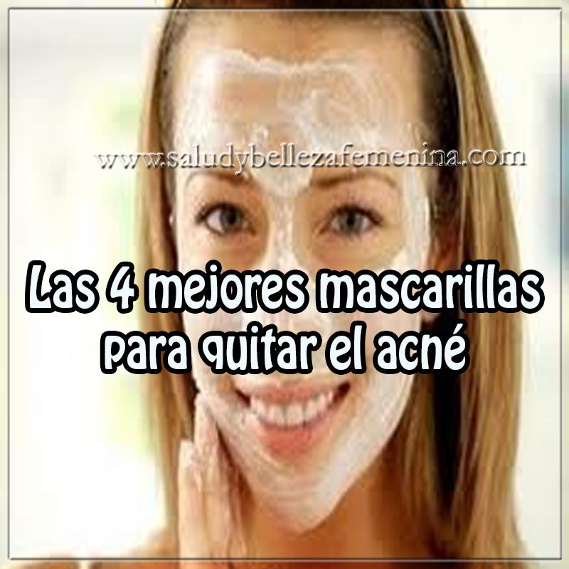 Mascaras faciales, cuidados de la piel, recetas de mascarillas naturales para quitar acné