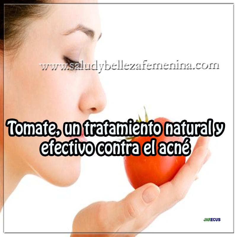 Belleza, cuidados del rostro, remedios naturales ,tomate, un tratamiento natural y efectivo contra el acné