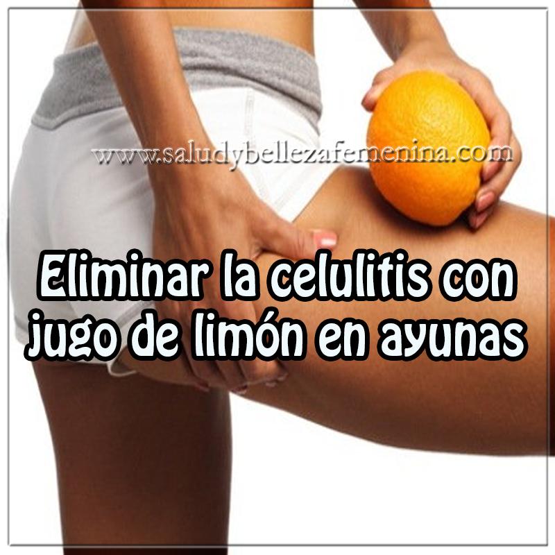 Belleza,  cuidados de la piel , celulitis  ,  trucos , tips y consejos , eliminar celulitis con jugo limón