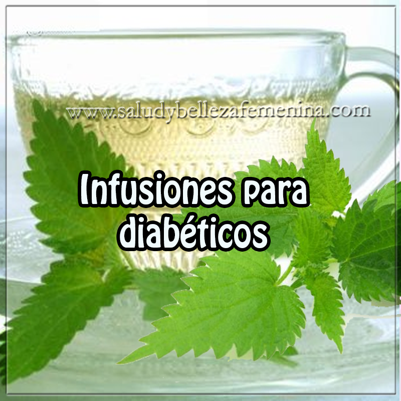 Bebidas saludables ,  Infusiones para diabéticos,  diabetes , infusiones