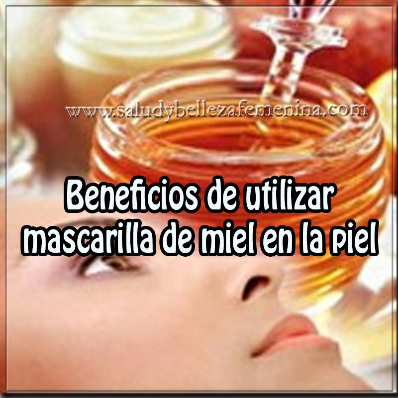 Mascaras faciales,  cuidados de la piel,  cuidados del rostro, mascarillas con miel