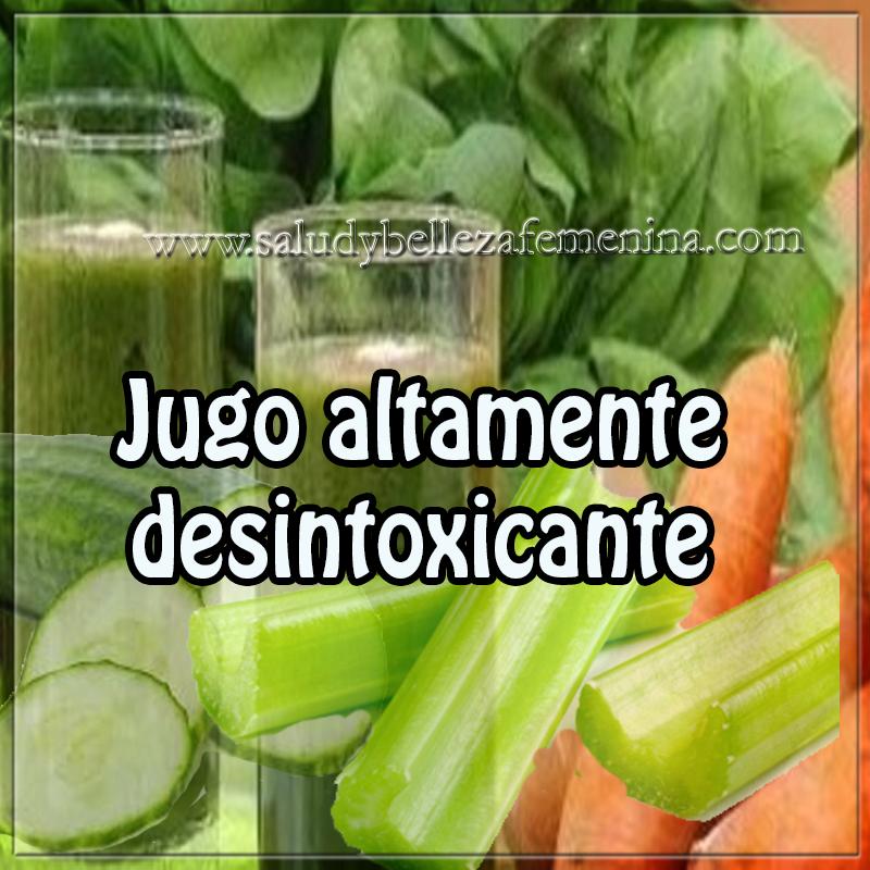 Bebidas para adelgazar , bebidas saludables , receta jugo altamente  desintoxicante