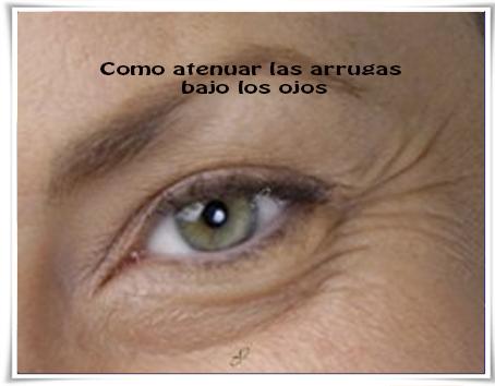 Belleza facial, cuidados de los ojos, arrugas
