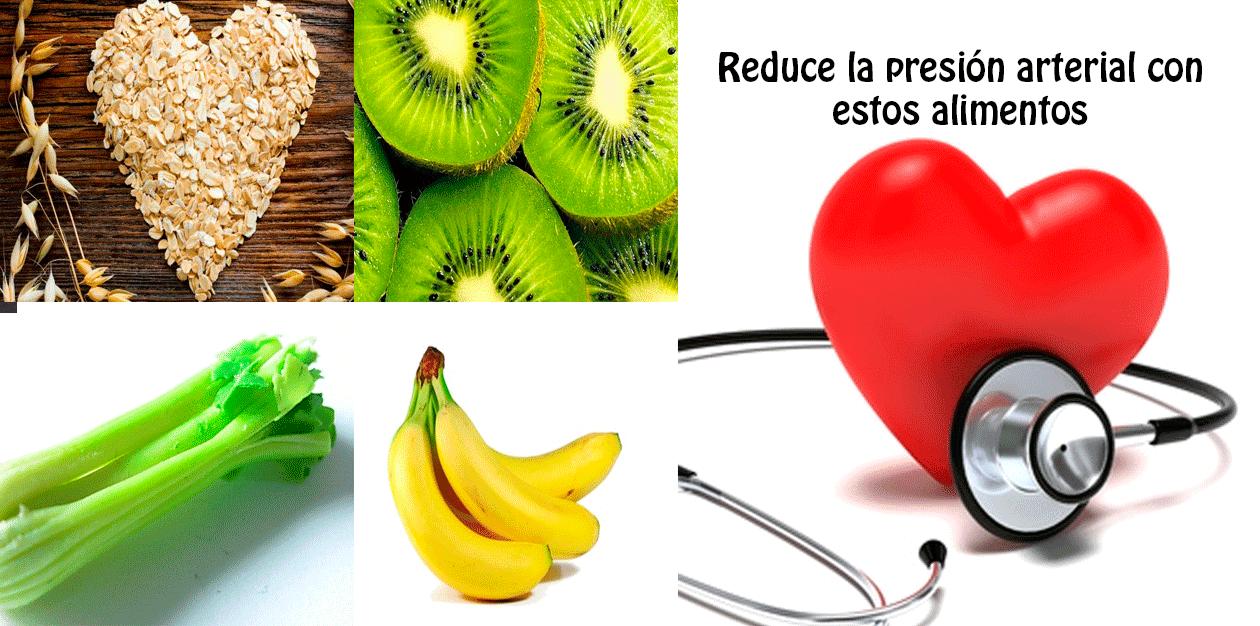 Reduce la presión arterial con estos alimentos - Salud y..
