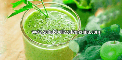 Bebidas saludables, remedios naturales, salud