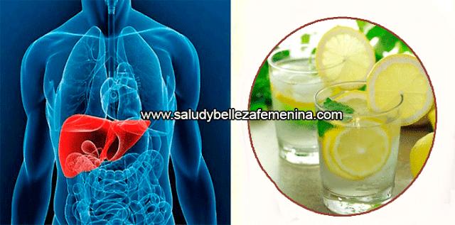 Bebidas para limpiar el hígado, bebidas saludables