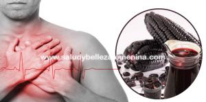 Previene cáncer de colon y enfermedades cardiovasculares con maíz morado