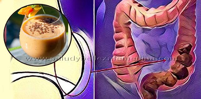 Elimina hasta 4 kg en una semana con potente  bebida, bebida  poderosa y nutritiva,  que tiene como ingrediente principal la linaza, el cual es ideal para limpiar los intestinos, sin afectar la micro-flora intestinal.