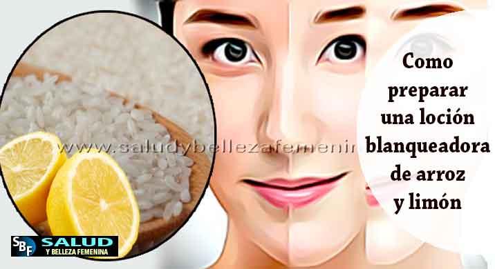Locion-blanqueadora-de-arroz-y-limon-Belleza-facial