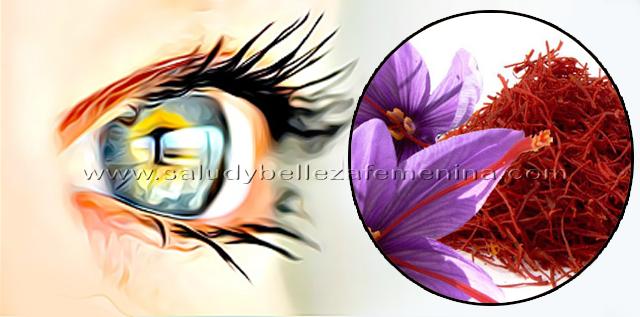 Mejora tu visión con azafrán, una forma natural para retrasar la pérdida causada por degeneración macular. Si el azafrán se implementa en la dieta regular podría mejorar la recuperación celular y la mejora de la visión.
