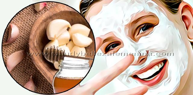 Rejuvenece tu piel con esta mascarilla de ajo, el ajo es uno de los alimentos con más propiedades medicinales que hay para la piel. Sus elementos curativos ayudan a la piel a curarse y a mantenerse tersa y joven.