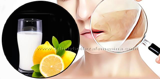 Mascarilla de jugo con limón con leche para blanquear tu rostro, este remedio natural es muy bueno para aclarar y cuidar la piel, especialmente del rostro.