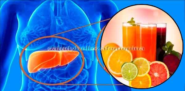 Consume estas bebidas en ayunas y limpie su hígado